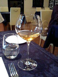 美しいワイングラス